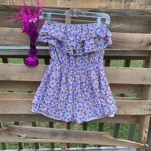 Beautiful Off The Shoulder Romper
